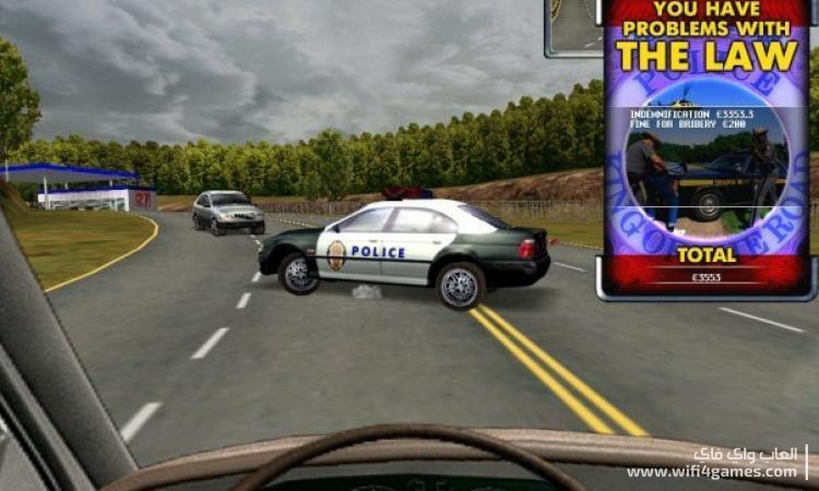 تحميل لعبة road fighter
